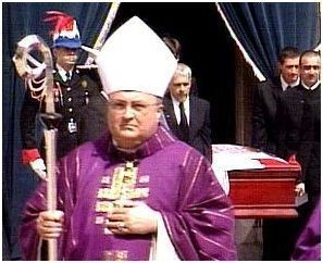 Monarca funeral