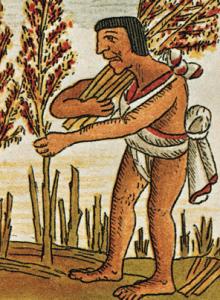 Comercio azteca
