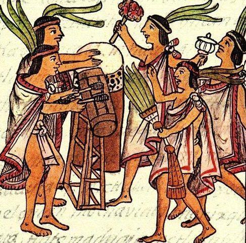 Características De Los Aztecas